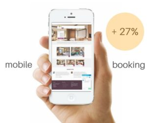 Booking mobile